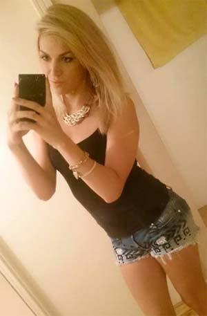 Blonde transex en quête d'hommes à Lorient 56